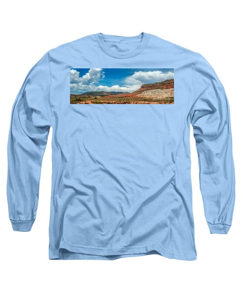 Long Sleeve T-Shirt featuring the photograph New Mexico by Gina Savage