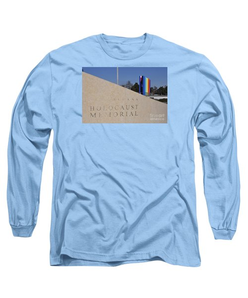 New Orleans Holocaust Memorial Long Sleeve T-Shirt