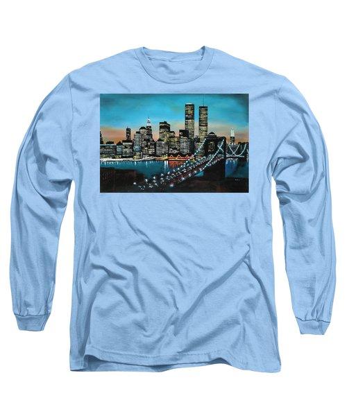 New York 910 Long Sleeve T-Shirt