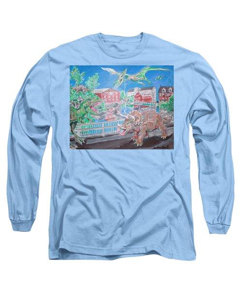 Newmarket One Million B.c. Long Sleeve T-Shirt