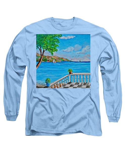 Nice View Long Sleeve T-Shirt