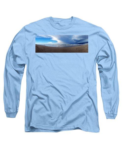 Nicki At Port Aransas Long Sleeve T-Shirt