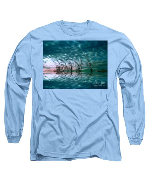 Night Dream Long Sleeve T-Shirt