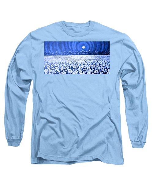 Night Light Long Sleeve T-Shirt by Jeanette Jarmon