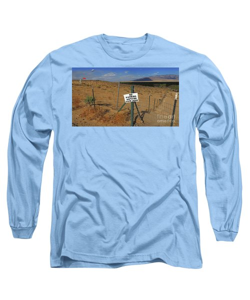 No Parking Anytime Long Sleeve T-Shirt
