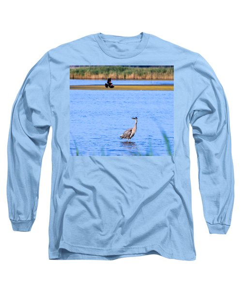 Noisy Neighbor Long Sleeve T-Shirt