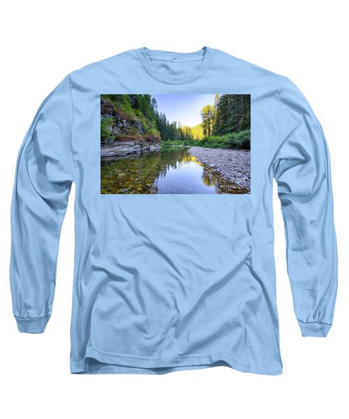 North Fork Evening Long Sleeve T-Shirt