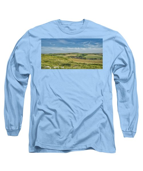 North French Scenery Long Sleeve T-Shirt