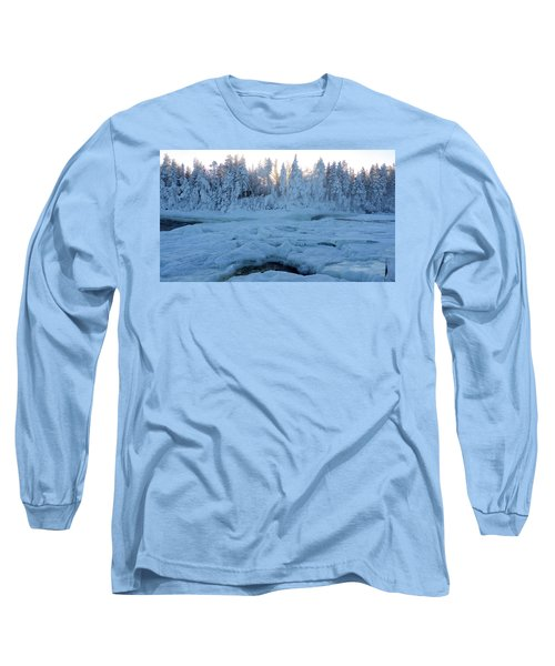 North Of Sweden Long Sleeve T-Shirt