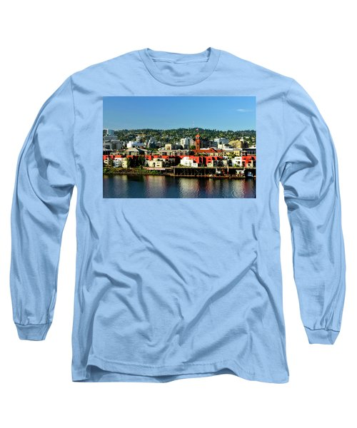 Northwest Portland Long Sleeve T-Shirt