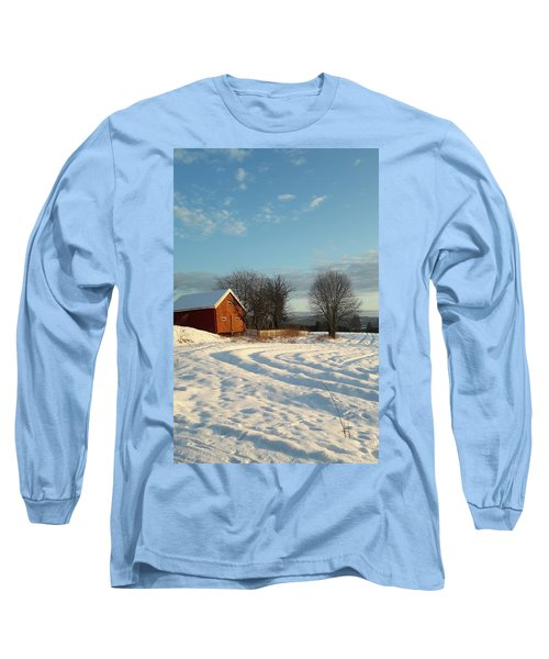 Norwegian Winter  Long Sleeve T-Shirt