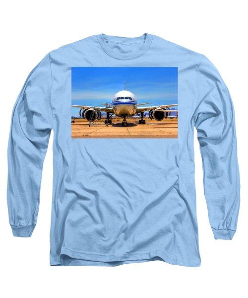 Nose Long Sleeve T-Shirt