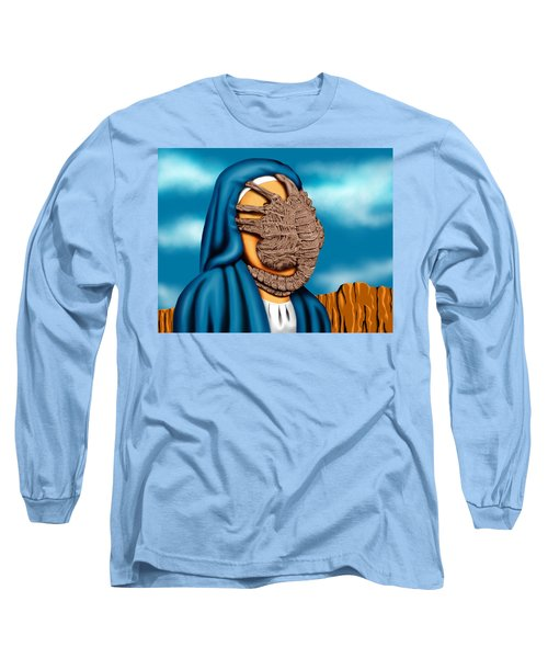 Not So Immaculate Conception Long Sleeve T-Shirt
