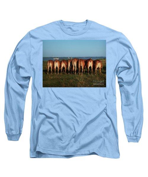 Now Altogether Girls Long Sleeve T-Shirt