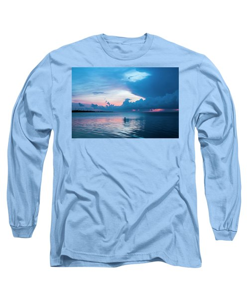 Now The Day Is Over Long Sleeve T-Shirt