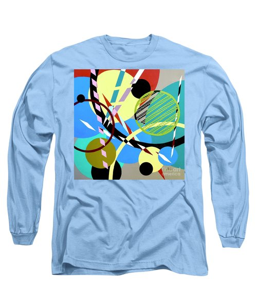 Composition #21 Long Sleeve T-Shirt