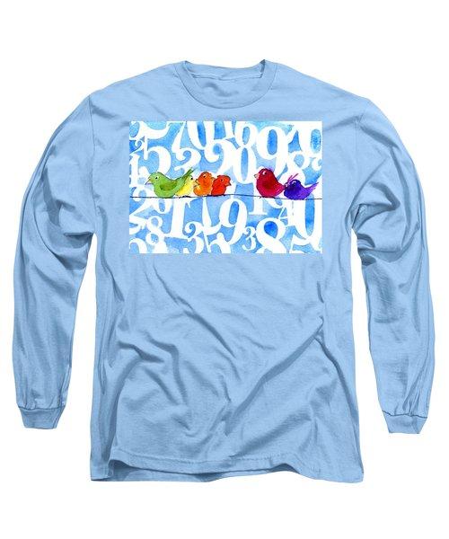 Numbirds Long Sleeve T-Shirt