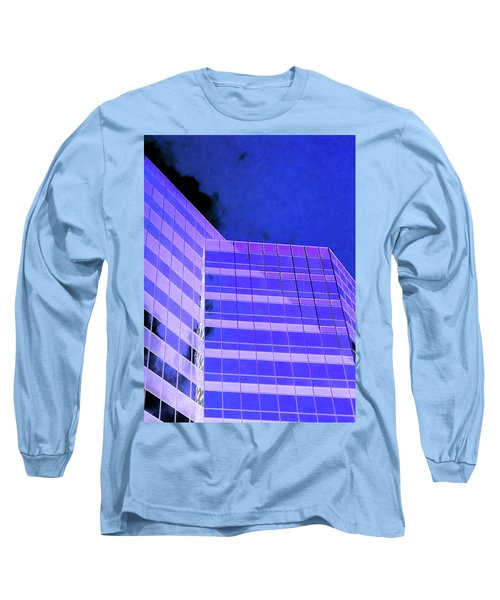 Long Sleeve T-Shirt featuring the photograph Obscurity In by Jamie Lynn