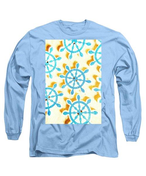 Ocean Circles Long Sleeve T-Shirt