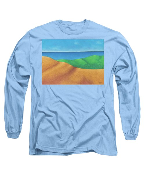 Ocean Daybreak Long Sleeve T-Shirt