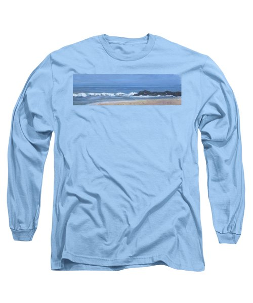 Ocean Meets Jetty Long Sleeve T-Shirt