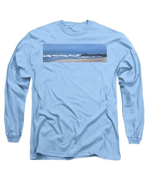 Ocean Meets Jetty Long Sleeve T-Shirt