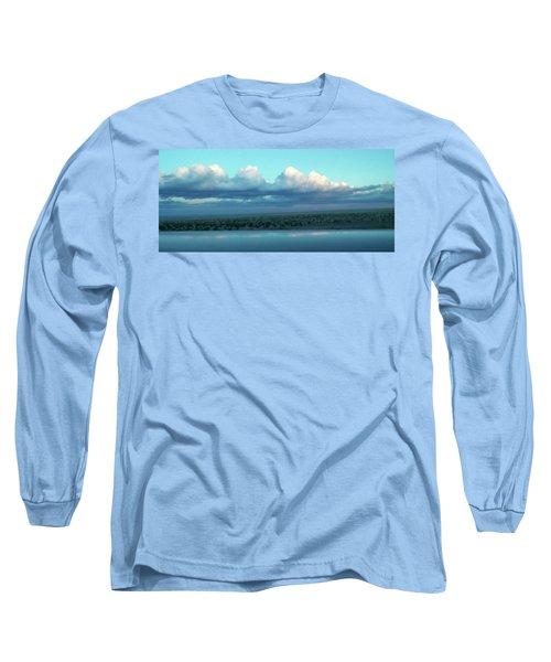 Ocean Of Sky Long Sleeve T-Shirt