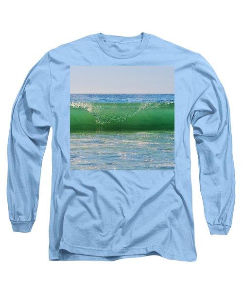 Ocean Wave Long Sleeve T-Shirt