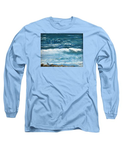 Oceanside 3 O'clock Long Sleeve T-Shirt