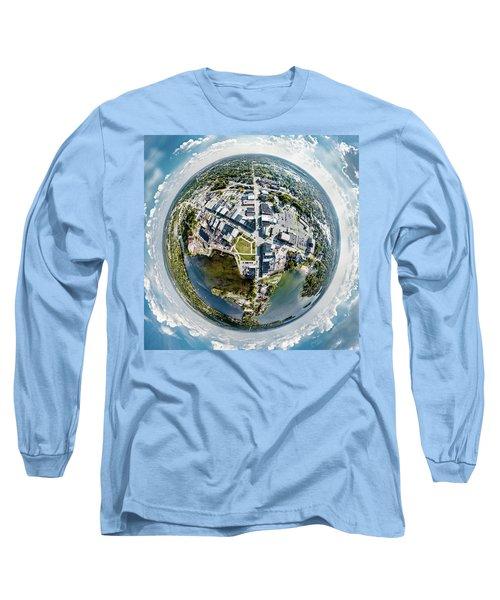 Long Sleeve T-Shirt featuring the photograph Oconomowoc by Randy Scherkenbach