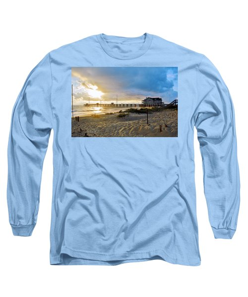 October 3 2016 Obx Sunrise Long Sleeve T-Shirt