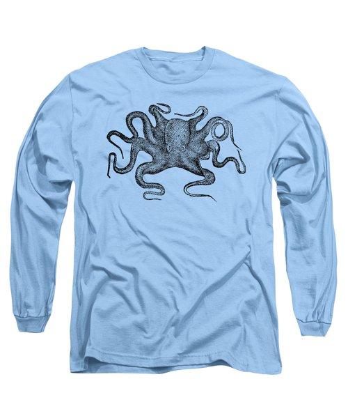 Octopus T-shirt Long Sleeve T-Shirt