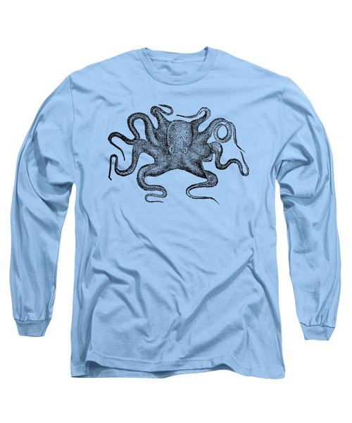 Octopus T-shirt Long Sleeve T-Shirt