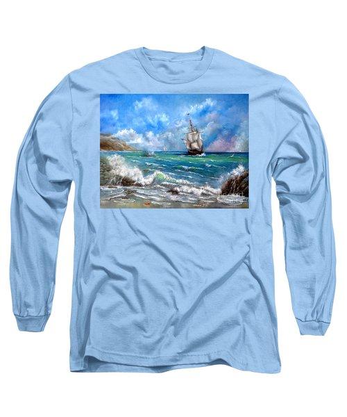 Odessa Long Sleeve T-Shirt