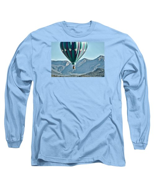 Off To See The Wizard... Long Sleeve T-Shirt by Kevin Munro