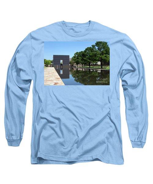 Oklahoma City National Memorial Bombing Long Sleeve T-Shirt