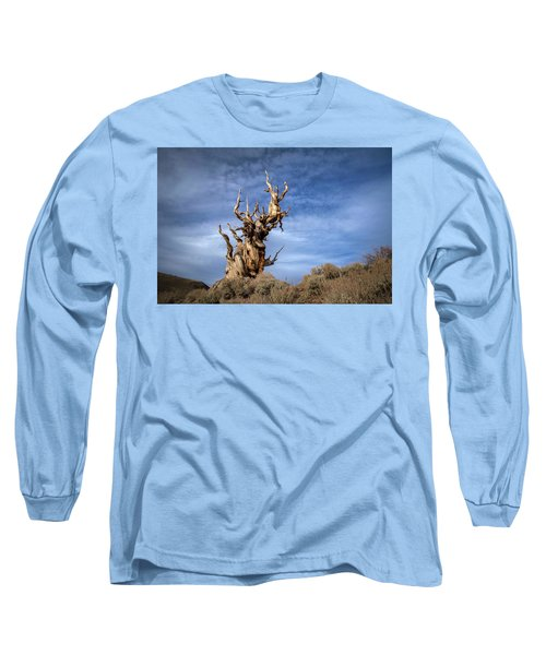 Long Sleeve T-Shirt featuring the photograph Old Friend by Sean Foster
