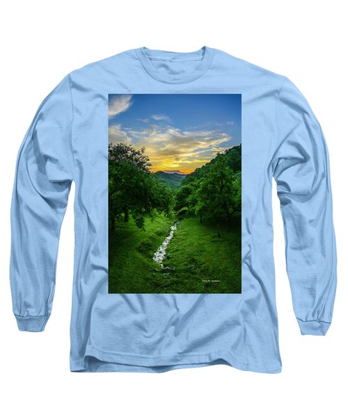 Old Orchard Glow Long Sleeve T-Shirt