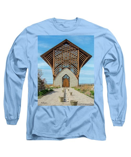 Omaha Holy Family Shrine Long Sleeve T-Shirt