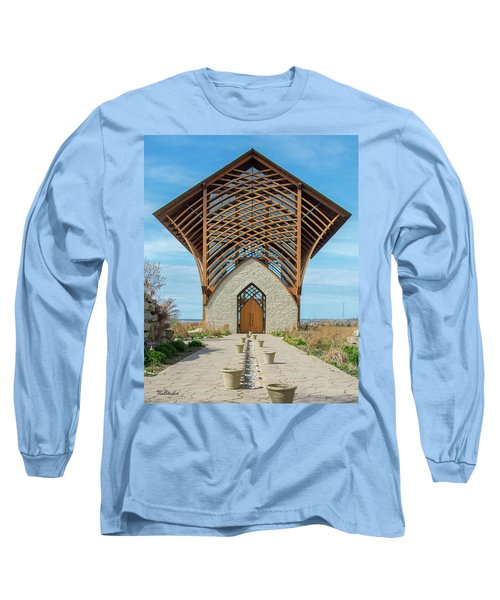 Omaha Holy Family Shrine Long Sleeve T-Shirt