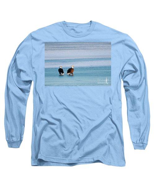 On Ice Long Sleeve T-Shirt