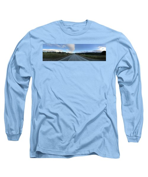 On The Road Long Sleeve T-Shirt by Alex King