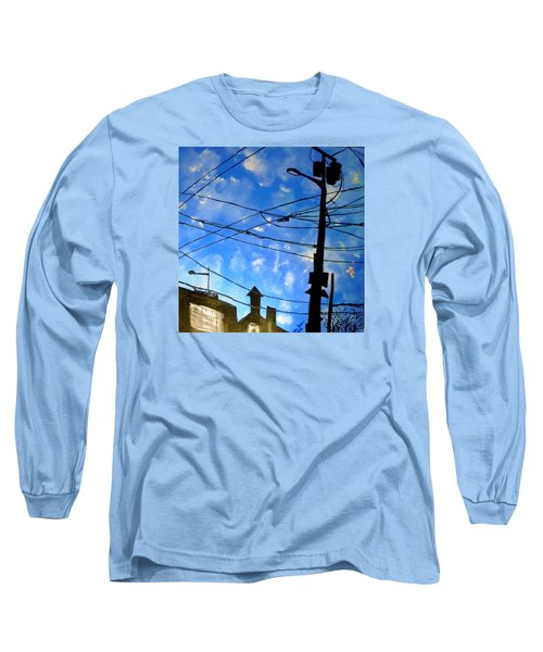 One Philly Sky Long Sleeve T-Shirt