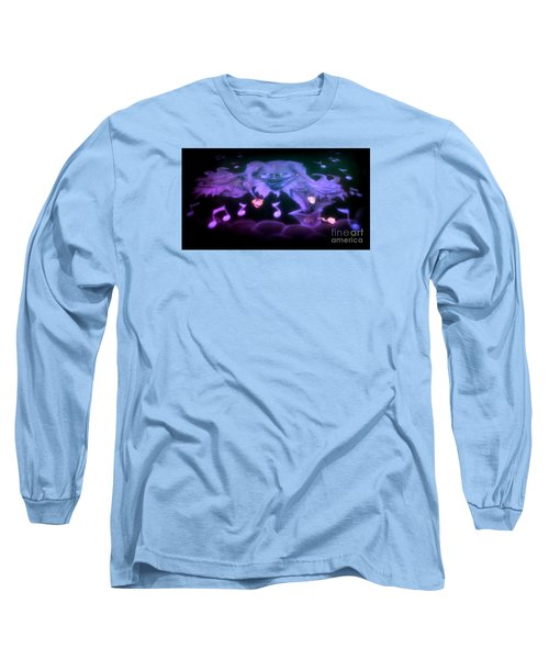 One Scary Jack-in-the-box 2 Long Sleeve T-Shirt by Kelly Awad