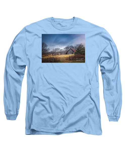 Open Gate Long Sleeve T-Shirt