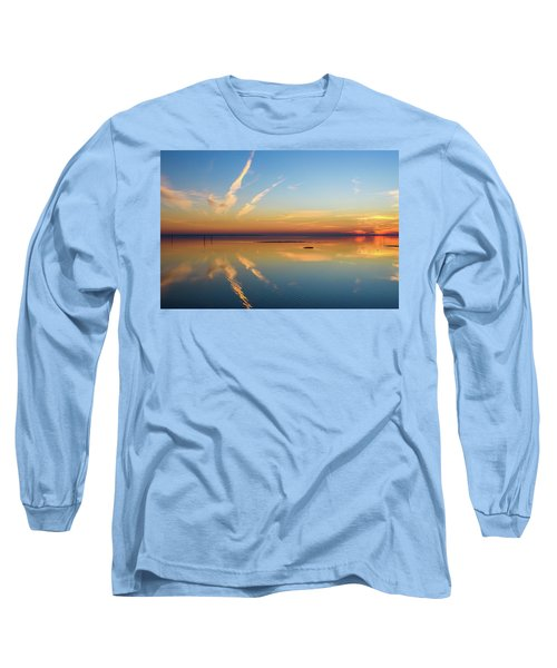Or'dinaire Long Sleeve T-Shirt by Thierry Bouriat