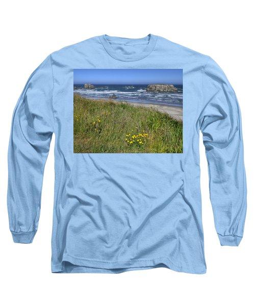 Oregon Beauty Long Sleeve T-Shirt