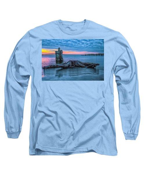 Oregon Inlet II Long Sleeve T-Shirt