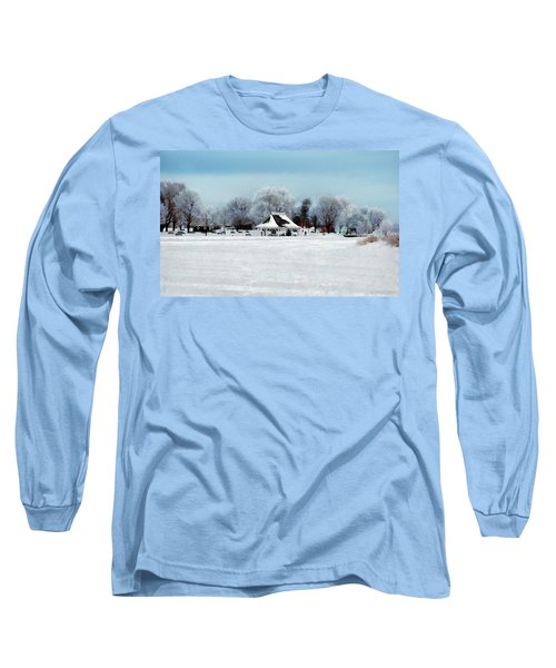 Orillia Winter Long Sleeve T-Shirt