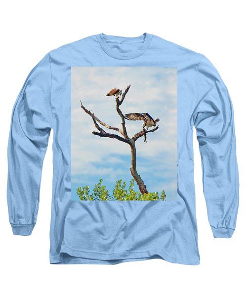 Osprey Feast Long Sleeve T-Shirt